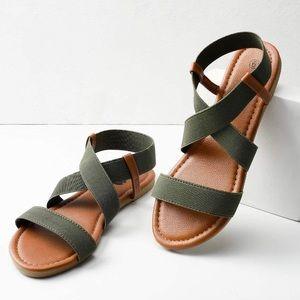 Shoes - Women's Long Wear Elastic Sandals